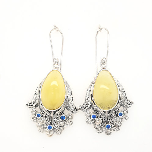 Dorota Cenecka - Earrings Spanish Lace Collection