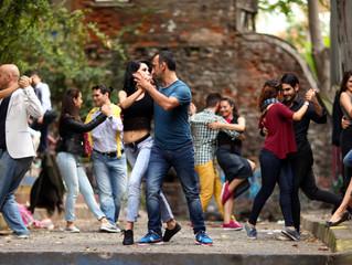 istanbulTANGO'dan Yepyeni Tango Başlangıç Sınıfları (Taksim-Kızıltoprak ve Bakırköy'de)