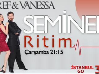 Esref & Vanessa RİTİM SEMİNERİ