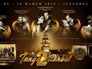 11. tanGO TO istanbul Milonga Programı (Mekanlar, Showlar, Fiyatlar).!!!