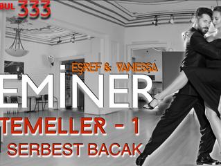 Eşref & Vanessa'dan YEPYENİ bir SEMİNER dizisi başlıyor!!!