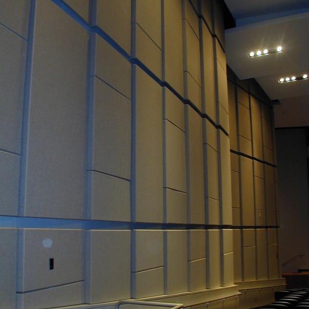 S-3000 Reflective Wall Panel Application