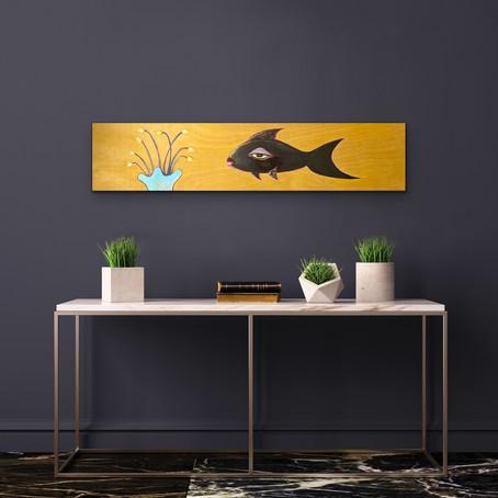 Black Fish $600