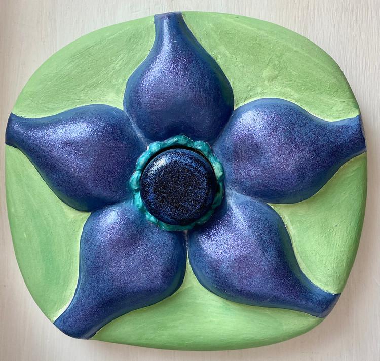 Sculptural Flower $300
