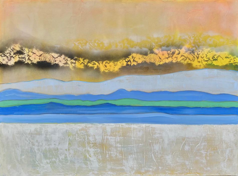 Pastel Landscape $850