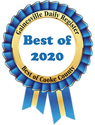 BEST OF RIBBON 2020 Cooke Co Gainesville