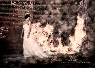 Bridal Blaze