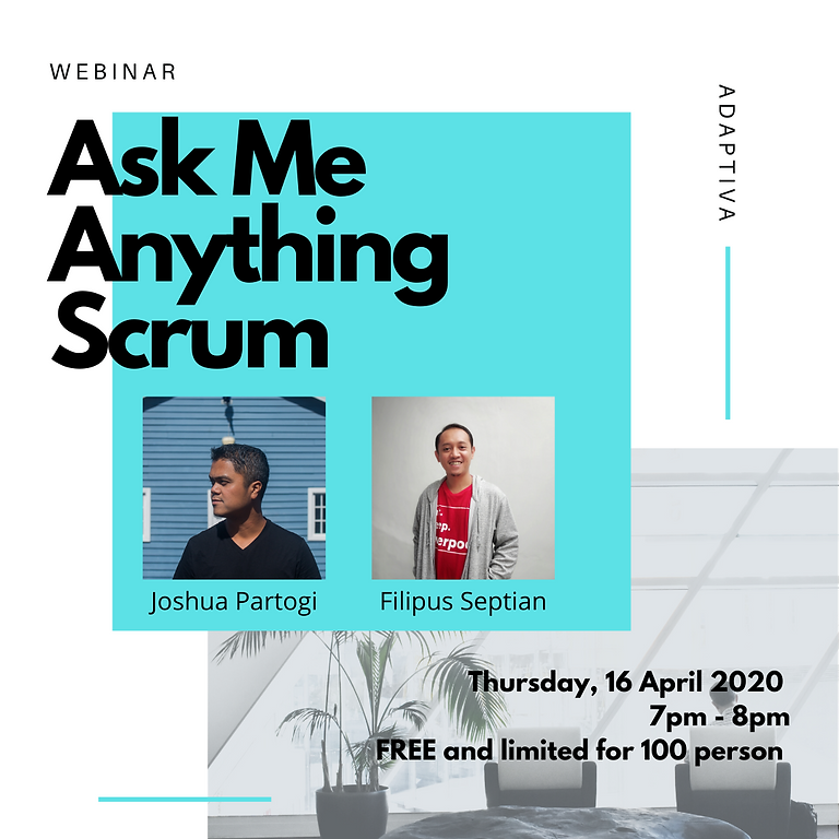 Ask Me Anything On Scrum