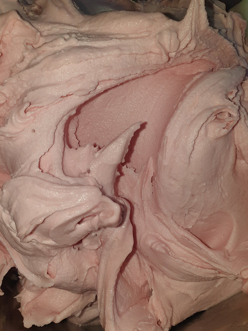 Apple and Cranberry Sorbet