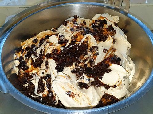 Boozy Mince Pie Ice Cream