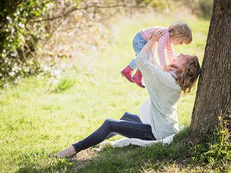 Ontspannen moederschap? Hoe dan?