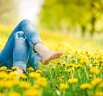 ontspannen moeder geen stress mindfulness
