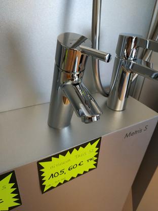Mitigeur lavabo Talis S2 150.60€ TTC
