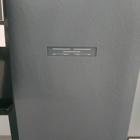 Receveur Kinerock 120x80 Anthracite 300€ TTC