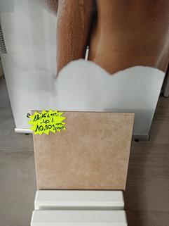 CREME 10,90€ TTC le m²