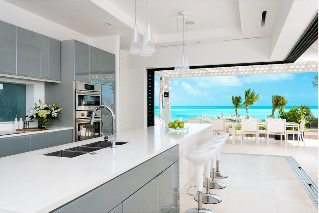 Caribbean luxury hospitality design