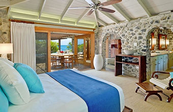 caribbean luxury villa resort interior design