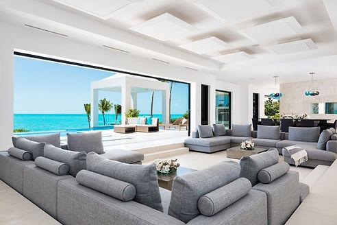 caribbean luxury villa resort interior design