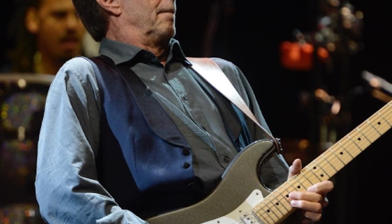 CLAPTON REFUSES TO PLAY VENUES THAT REQUIRE PROOF OF VACCINATION