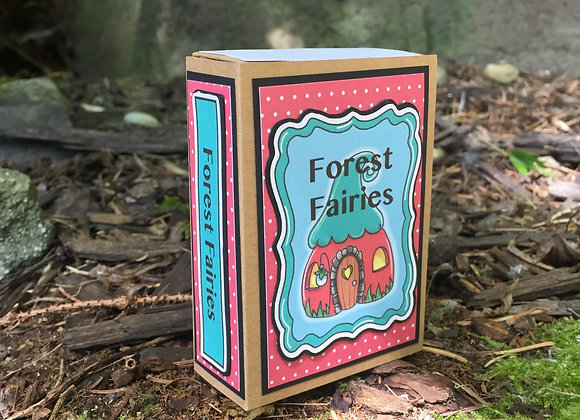 Storybook Paper Playset - Forest Fairies