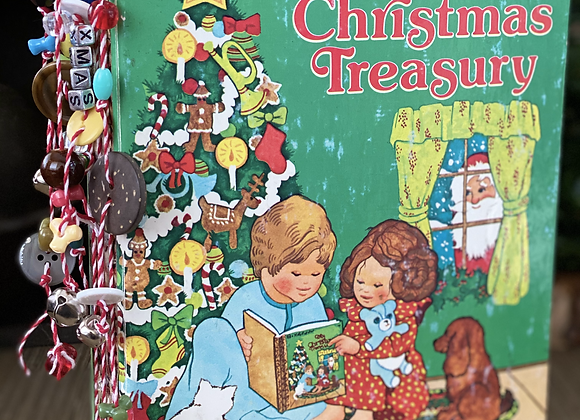 Little Golden Book - My Christmas Treasury