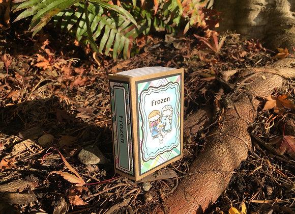Storybook Paper Playset - Frozen