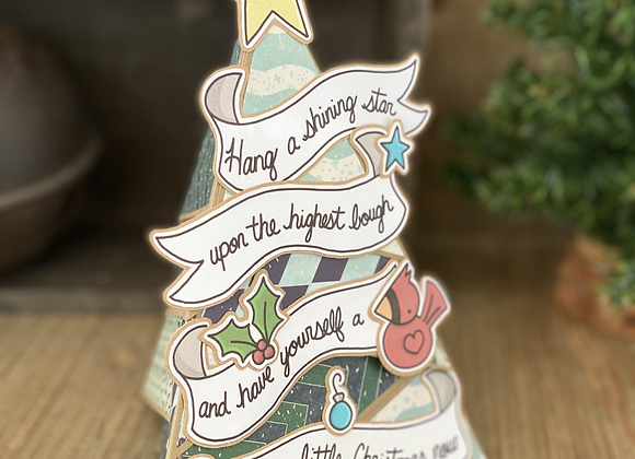 Christmas Cards - Tree Card