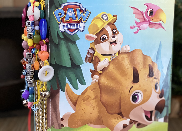 Little Golden Book - Paw Patrol Jurassic Bark