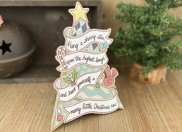 Christmas Cards - Tree Card