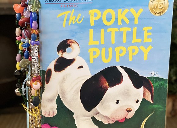 Little Golden Book - The Poky Little Puppy