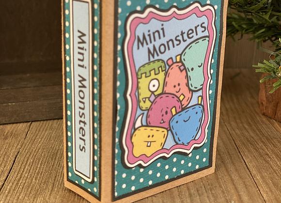 Storybook Paper Playset - Mini Monsters (Digital)
