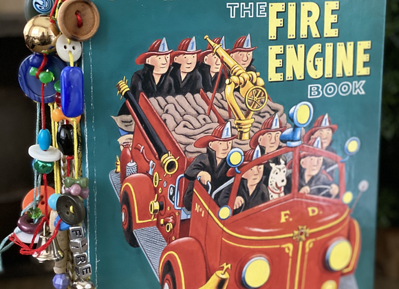 Little Golden Book - The Fire Engine Book