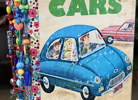 Little Golden Book - Cars