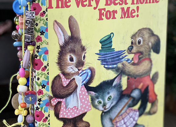 Little Golden Book - The Very Best Home For Me!
