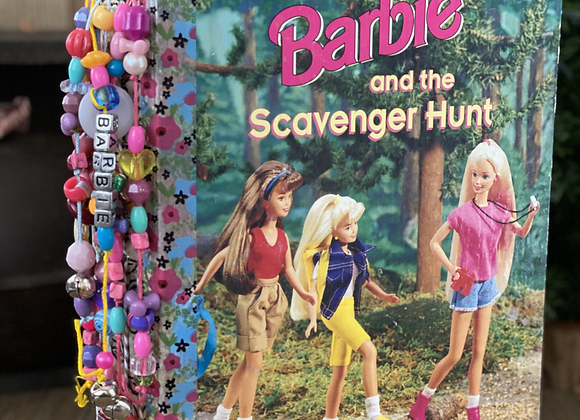 Little Golden Book - Barbie and the Scavenger hunt