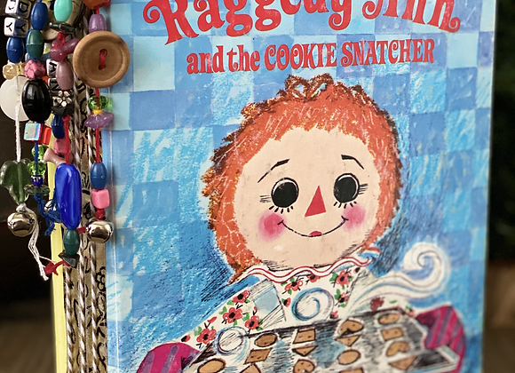 Little Golden Book - Raggedy Ann and the Cookie Snatcher