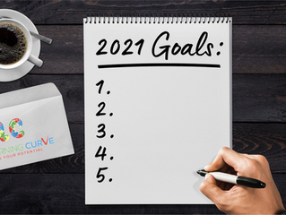 Using Shaping to Set New Year's Goals