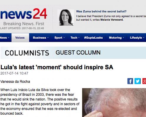 News24, África do Sul