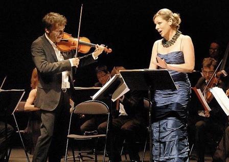 Jennifer Holloway and Jean-Christophe Spinosi