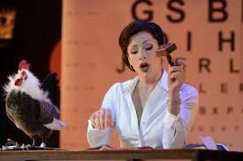 as Rosina at Opera Philly