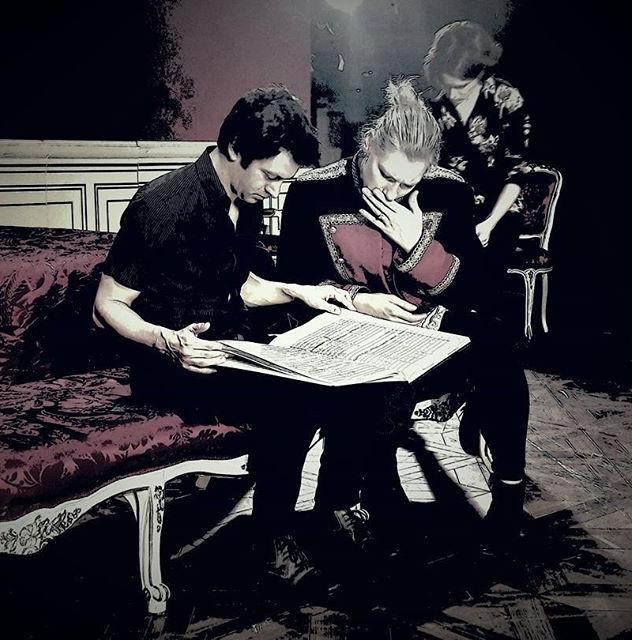 As Octavian - Rehearsal notes with Alejo Perez