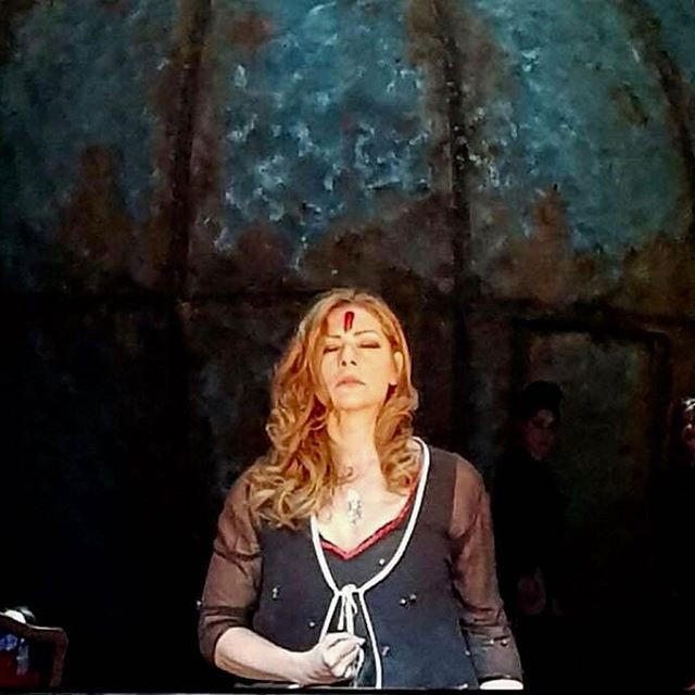 As Salome in Bilbao