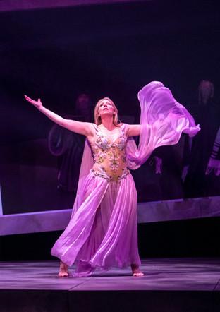 Salome at Atlanta Opera with Frank Van Aken