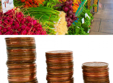 Give Pennies for Produce