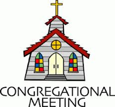 January Congregational Meeting