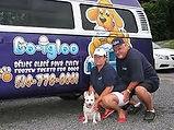 propriétaire Go Igloo spécialiste en friandise pour chiens