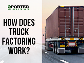 How Does Truck Factoring Work?