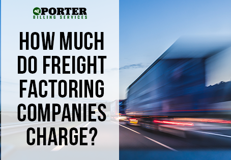 How Much Do Freight Factoring Companies Charge?