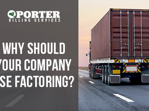 What is Freight Factoring and Why Should Your Trucking Company Use It?
