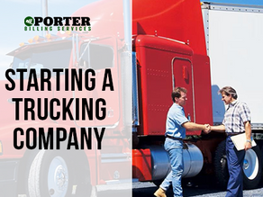 Starting a Trucking Company
